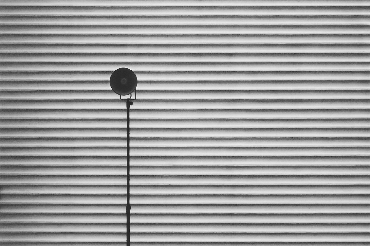wall-speaker-black-and-white